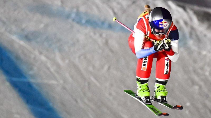 Skicross: la Vaudoise Fanny Smith 2e de la manche de Coupe du monde à Arosa-Lenzerheide