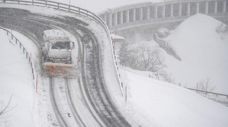 La journée de samedi sera tempétueuse dans plusieurs régions de Suisse. (illustration)