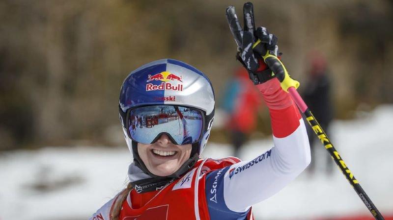 Ski cross – Mondiaux de San Candido: 21e succès de Fanny Smith, 2e pour Joos Berry