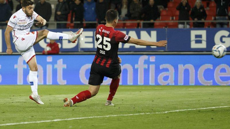 Super League: Sion ouvre le score contre Xamax