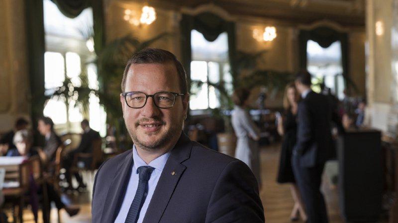 Le parlementaire valaisan Philipp Matthias Bregy quitte le Conseil communal de Naters