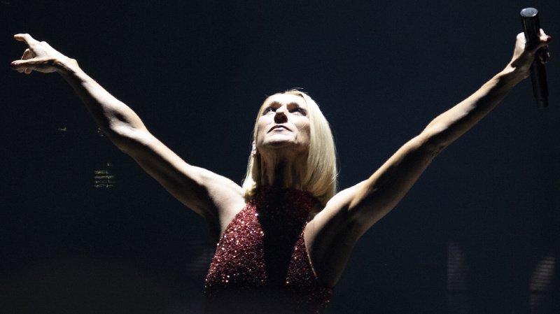 Céline Dion se produira à Paléo dans le cadre d'une tournée qui a déjà commencé.