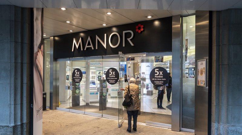 Manor licencie et ferme plusieurs magasins à travers toute la Suisse