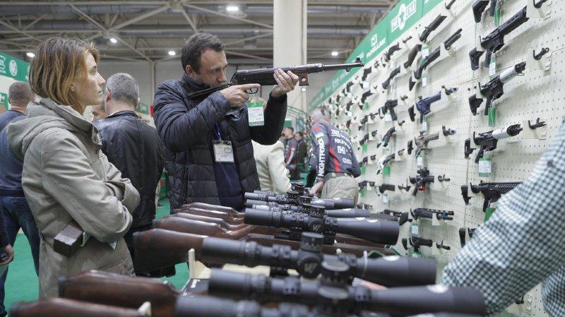 Les 100 plus gros fabricants ont vendu pour 420 milliards de dollars d'armes et de services (illustration).