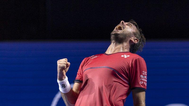 Tennis – Tournoi de Doha: Wawrinka se qualifie pour les demi-finales