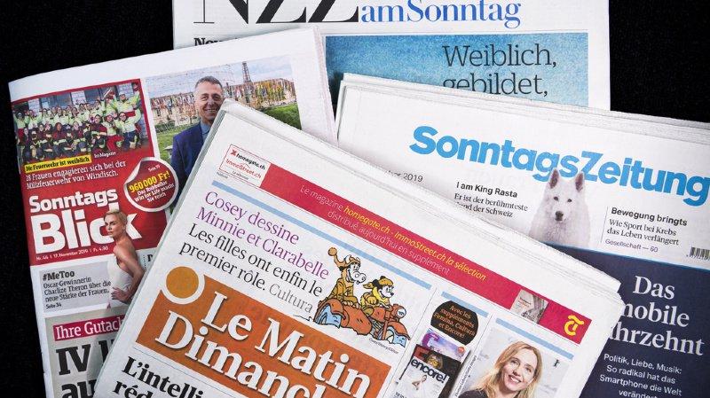Revue de presse: les repas à domicile, le travail dans le train ou les interdictions d'entrée… les titres de ce dimanche
