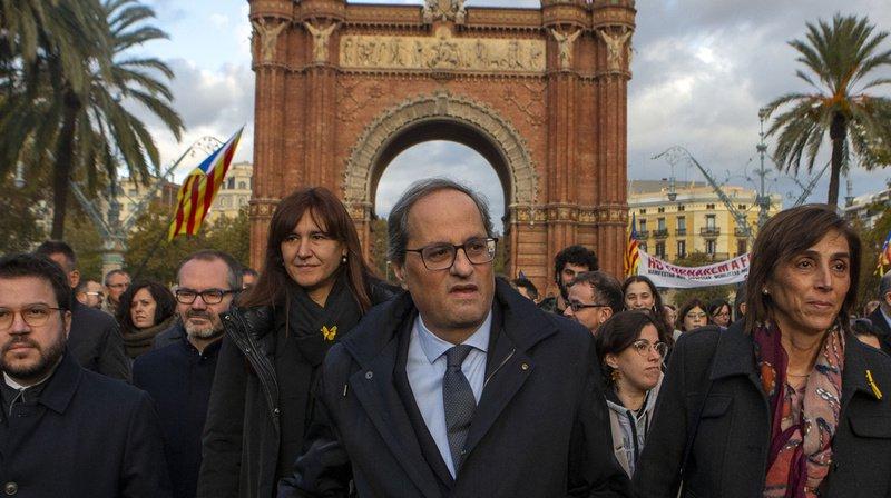 Espagne: le président catalan Quim Torra destitué par la Commission électorale centrale