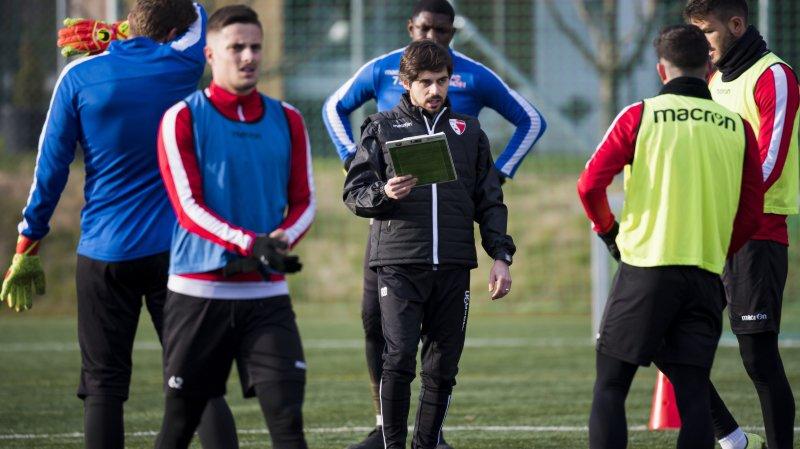 FC Sion: Dionisio en attendant la signature de Johan Djourou