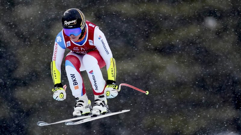 Ski alpin: Lara Gut-Behrami 5e et Corinne Suter 6e du Super-G de St. Moritz, remporté par Sofia Goggia