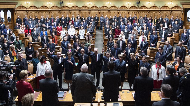 Revue de presse : l'élection du Conseil fédéral doit inciter à «repenser la formule magique»