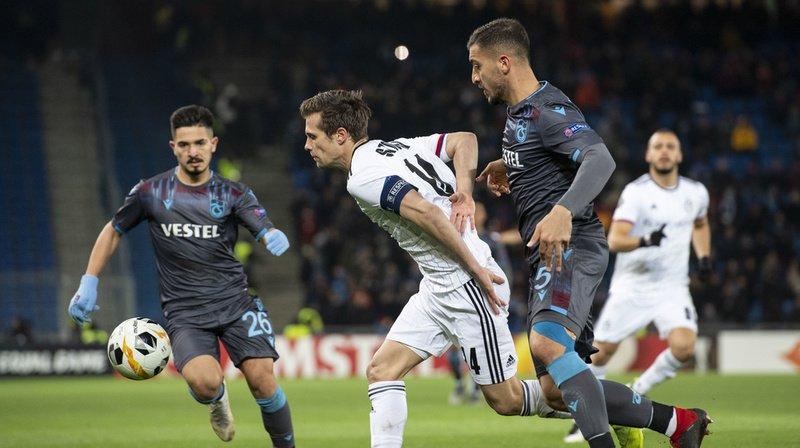 Football – Europa League: contrat rempli pour le FC Bâle qui remporte son groupe