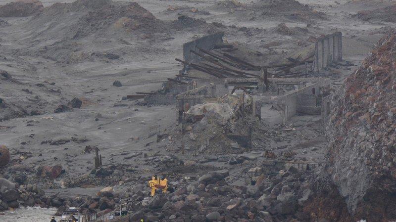 Eruption en Nouvelle-Zélande: les 18 victimes ont été identifiées