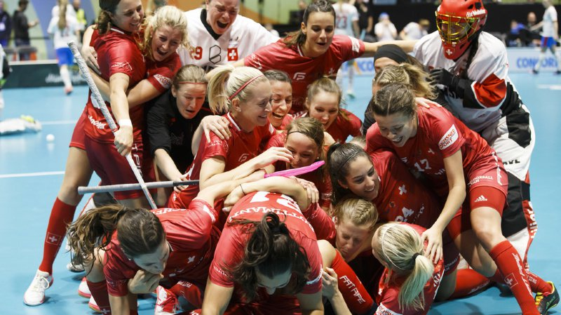 Menées 6 à 2 à trois minutes de la fin de la demi-finale, les Suissesses ont réussi à s'imposer contre la République Tchèque.