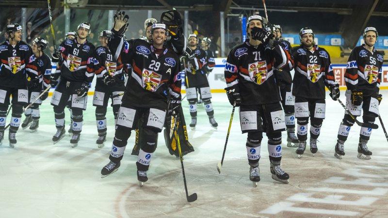 Hockey – coupe de Suisse: nouvel exploit d'Ajoie qui rejoint Davos en finale