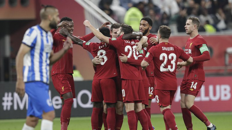 Football - Mondial des clubs: une finale entre 2 clubs mythiques, Liverpool et Flamengo