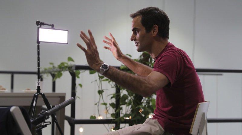 Federer veut calmer les esprits.