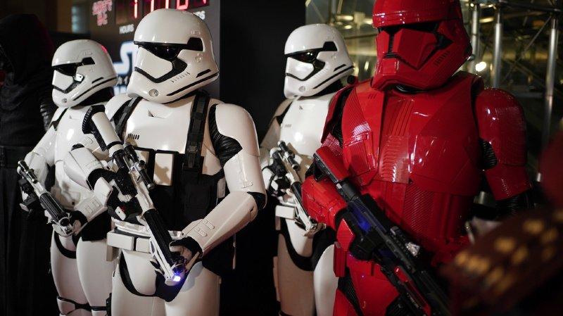 Cinéma: le dernier «Star Wars» toujours au sommet du box-office nord-américain