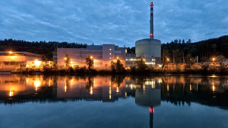 Nucléaire: la surveillance du site de Mühleberg se poursuit
