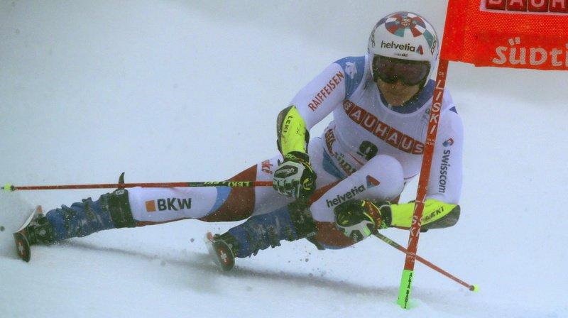 Ski alpin – Géant d'Alta Badia:MarcoOdermatten embuscade
