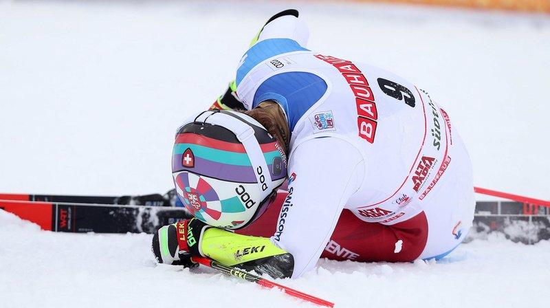 Ski alpin: Marco Odermatt a été opéré lundi du genou droit