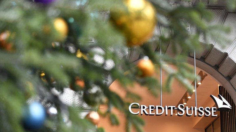 Banques: Credit Suisse écope d'une amende de près de 6,5 millions de francs aux Etats-Unis