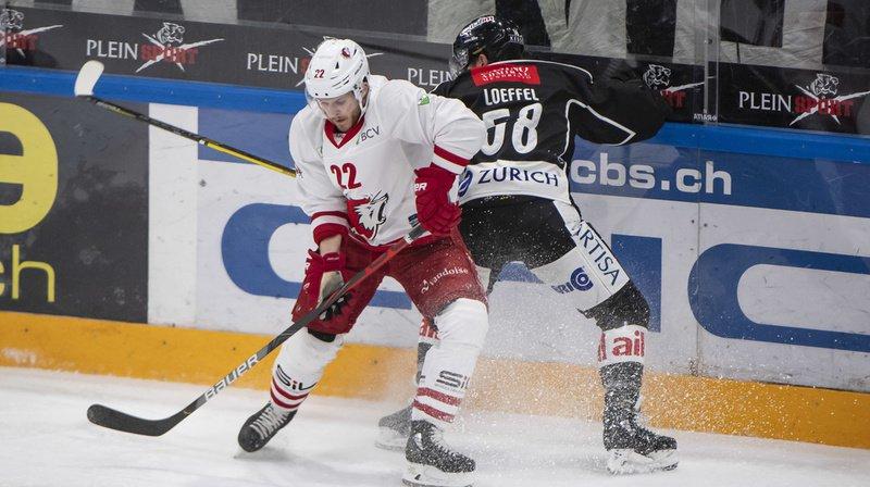 Hockey: Lausanne s'impose à Lugano, Genève bat Langnau, Fribourg vainqueur en prolongations