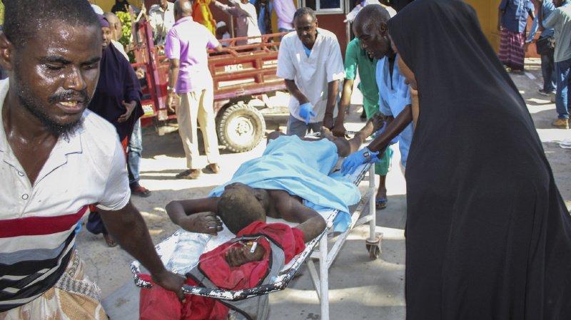 Somalie : au moins 76 morts dans un attentat à Mogadiscio