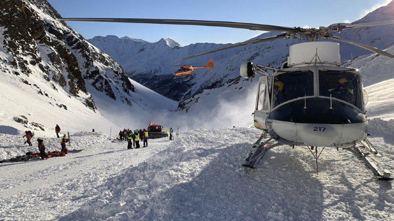 Italie: une femme de 35 ans et deux fillettes meurent dans une avalanche