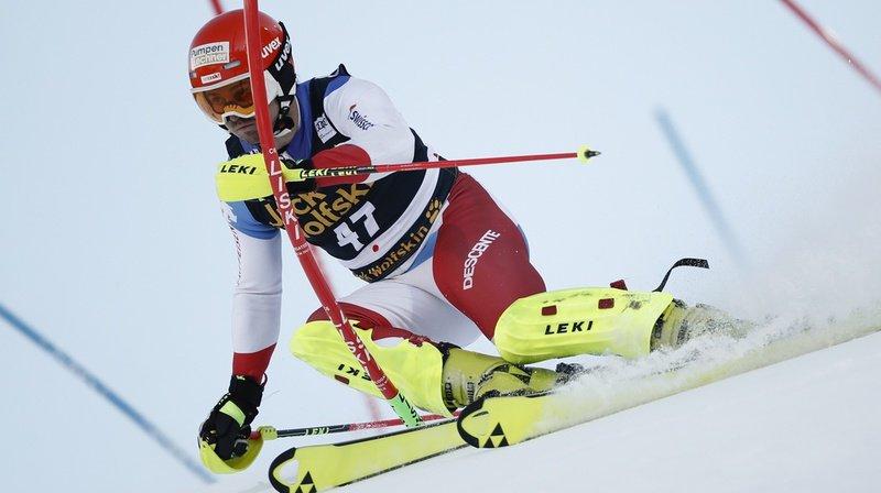 Urs Kryenbühl avait terminé 2e à Bormi fin décembre. (Archives)