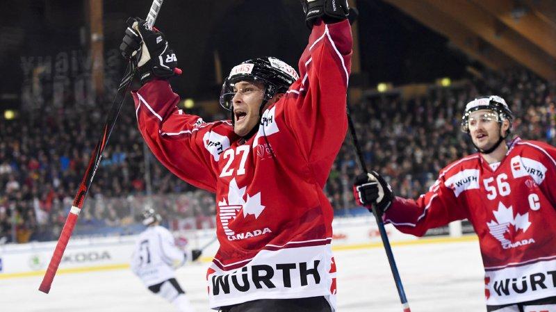 Hockey – Coupe Spengler: le Team Canada contre Trinec en finale pour décrocher un record