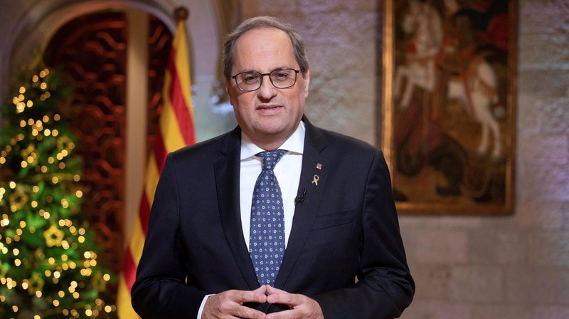 Espagne: le président catalan Quim Torra fait appel de sa destitution