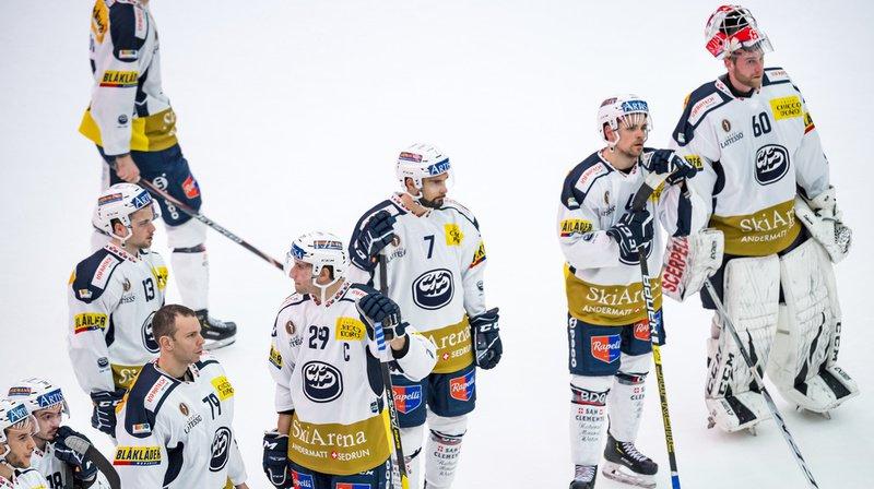 Hockey: Lausanne écarte Ambri, Fribourg mal payé et Bienne n'y arrive plus