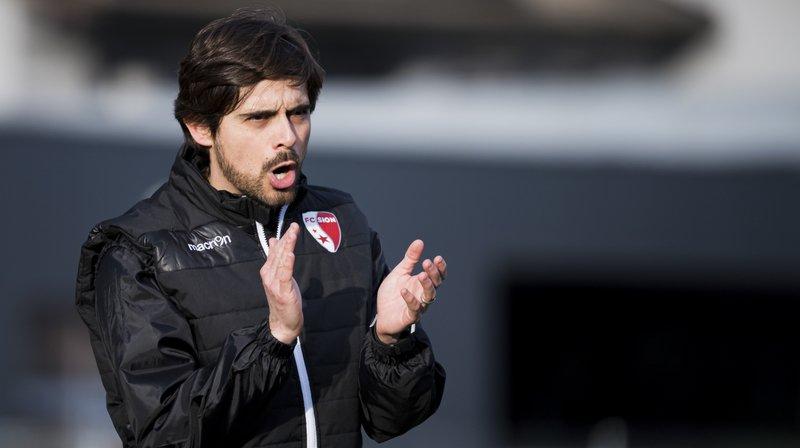FC Sion: le match se jouera entre Stade Nyonnais et Ricardo Dionisio