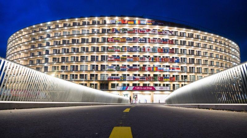 Avec ses 712 appartements installés sur une spirale de 2,8 kilomètres, le Vortex enregistrera 52 000 nuitées lors de l'événement.