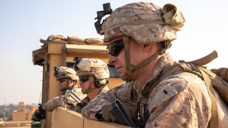 Face à la montée des tensions, Washington avait annoncé récemment le déploiement de 3000 à 3500 soldats supplémentaires dans la région. (illustration)