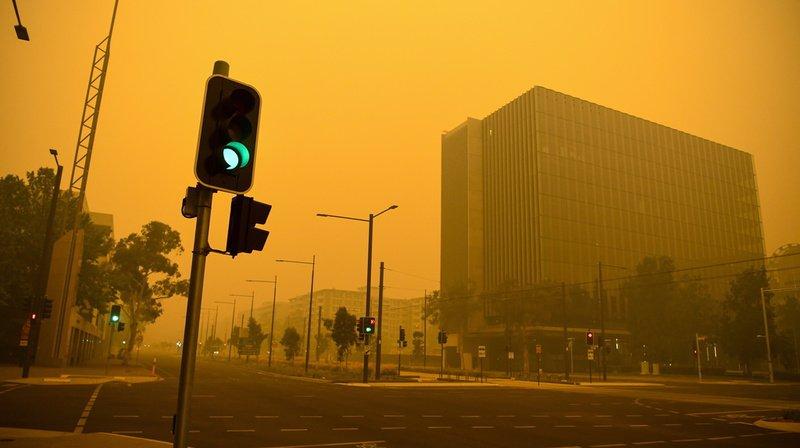 Incendies en Australie: des centaines de maisons ont été détruites samedi