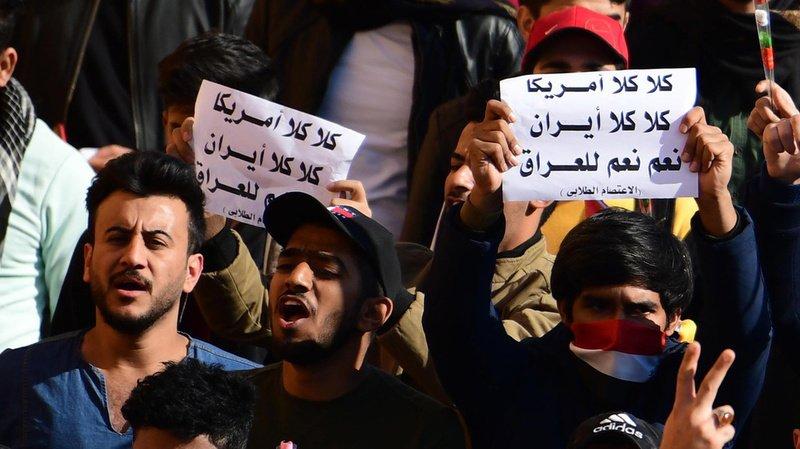 Mort du général iranien: le parlement irakien demande d'expulser les troupes américaines