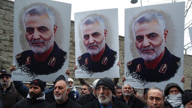 La mort de Qassem Soleimani a ravivé les tensions entre l'Iran et les Etats-Unis.