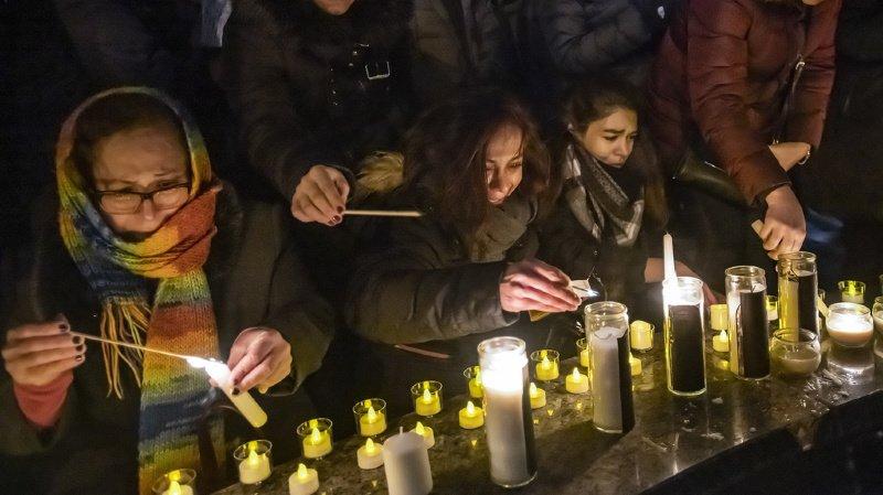 Plusieurs veillées ont déjà été organisées à Toronto, qui compte l'une des plus importantes diaspora iranienne du monde.