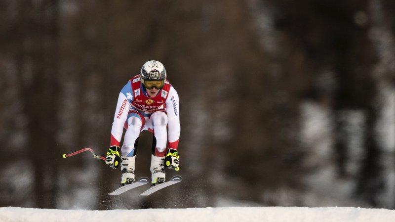 Ski alpin: Wendy Holdener bien placée après le Super G du combiné d'Altenmarkt-Zauchensee