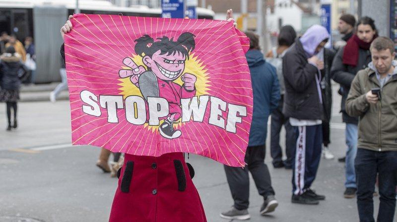 WEF 2020: les activistes du climat ne pourront pas marcher jusqu'à Davos