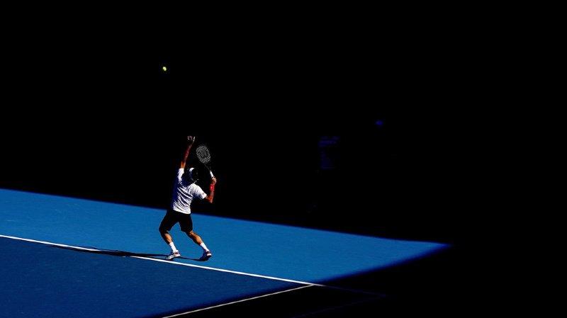 Tennis – Open d'Australie: matches retardés à cause des fumées d'incendies
