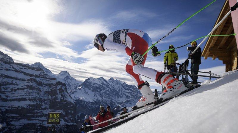 Ski alpin: Marc Gisin ne s'alignera pas en Coupe du monde cet hiver