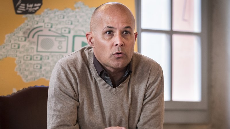 Le président de Miège Jean-Claude Vocat a présenté le budget 2020 de sa commune aux citoyens le 9 décembre dernier.
