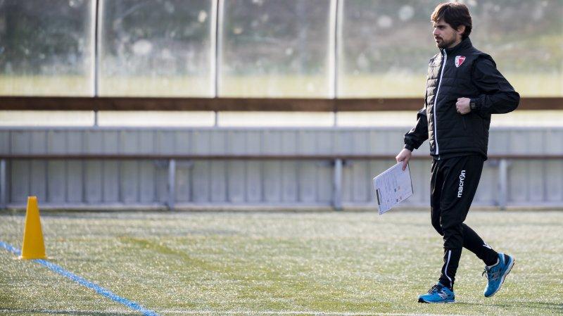 Le nouvel entraîneur du FC Sion est attendu à la reprise du...Stade Nyonnais le 20 janvier.