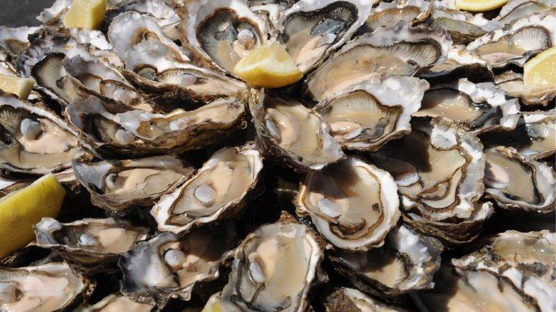 Les huîtres et moules concernées sont impropres à la consommation.