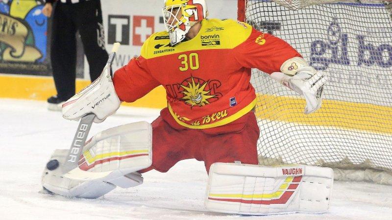 Hockey: Sierre bat Winterthour et réalise la très bonne opération