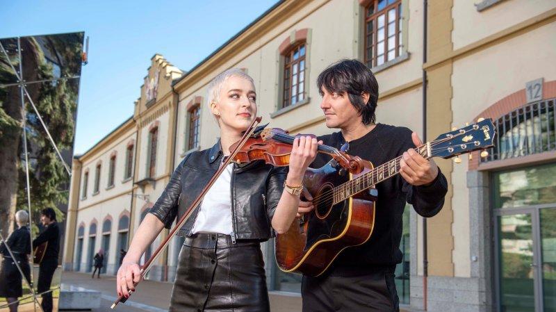 Le violon de Julie Berthollet invité à glaner aux Arsenaux