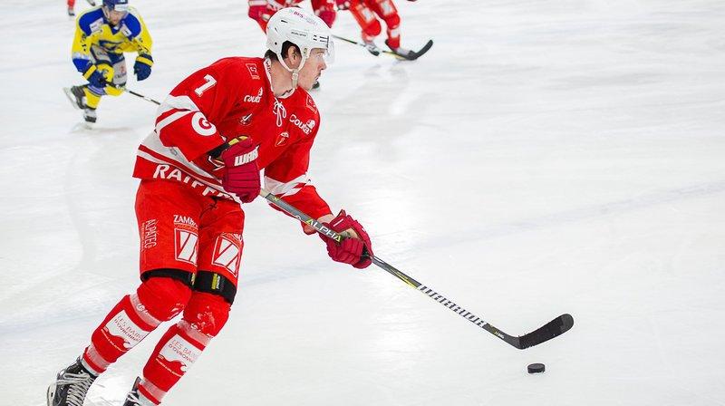 Hockey: le HCV Martigny s'appuie sur ses défenseurs pour battre Coire