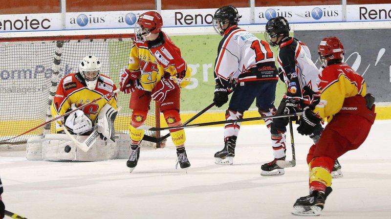 Il n'y aura plus qu'une équipe U17 top en Valais, la saison prochaine. L'objectif sera de grimper en élite.